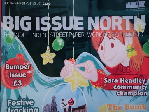Big Issue Christmas Edition